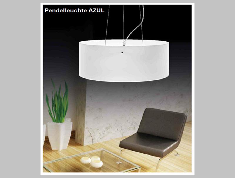 Pendelleuchte AZUL    -                                           by Raum-Traum-Design.de