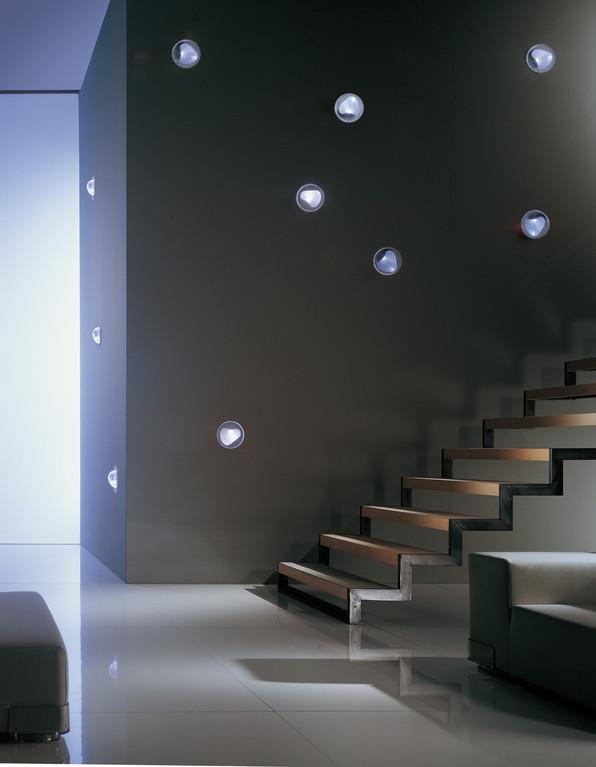 Tum-Spot -Sasso - von Otylight -Einbauleuchte für Rigips oder Ziegelstein - fragen Sie an: