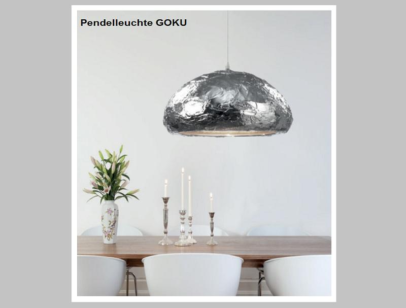 Pendelleuchte GOKU      -                                       by Raum-Traum-Design.de