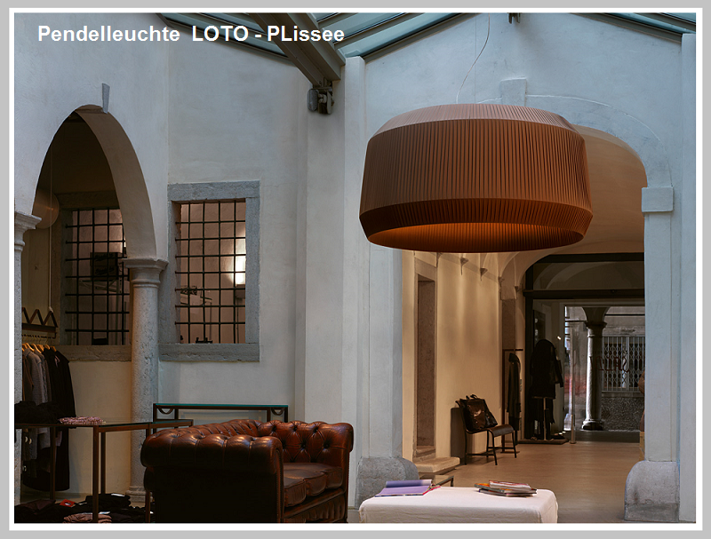 Pendelleuchte LOTO  100cm     -                         by Raum-Traum-Design.de