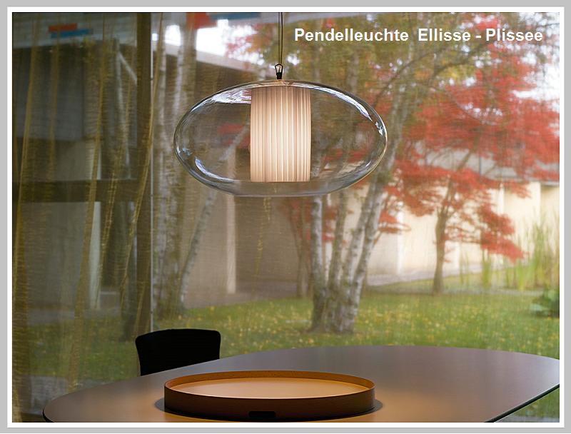 Pendelleuchte ELLISSEE  -                                     by Raum-Traum-Design.de