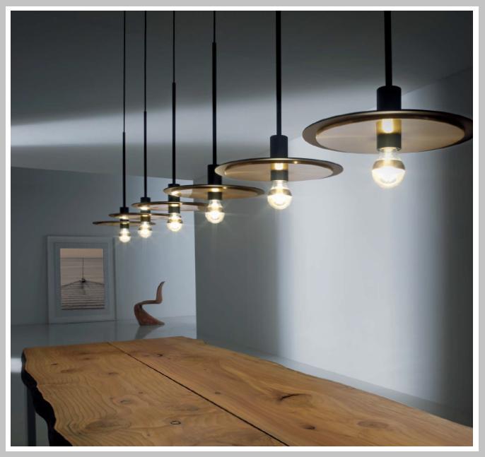 LED - Pendelleuchte  Pop P32  - bicolor - Leuchtmittel LED