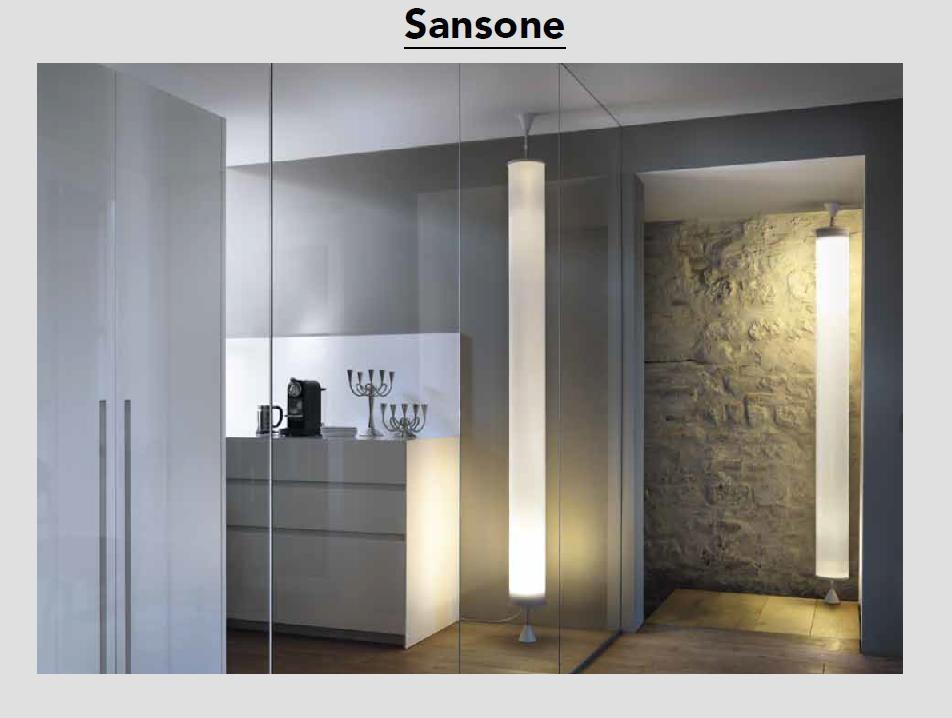 Sansone - Stehleuchte von Modoluce - bei Raum-Traum-Design