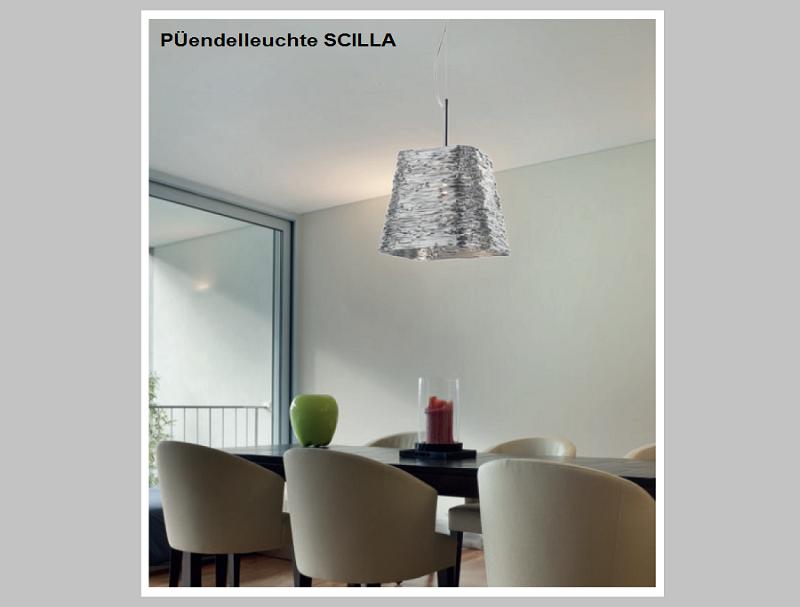 Pendelleuchte SCILLA     -                                       by Raum-Traum-Design.de