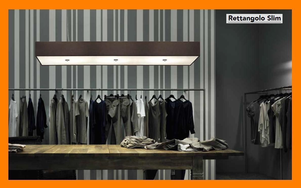 Rettangolo Slim - Pendelleuchte - von Modoluce - bei Raum-Traum-Design