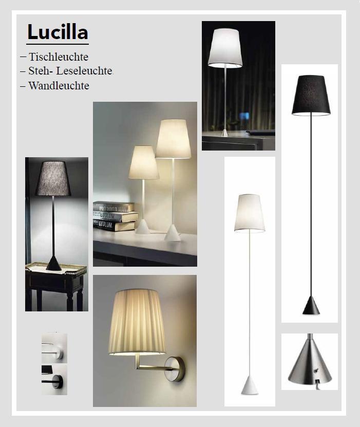 Lucilla - Tischleuchten - von Modoluce - bei Raum-Traum-Design