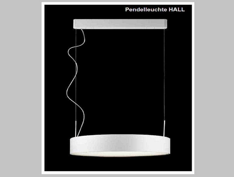 Pendelleuchte HALL      -                                         by Raum-Traum-Design.de