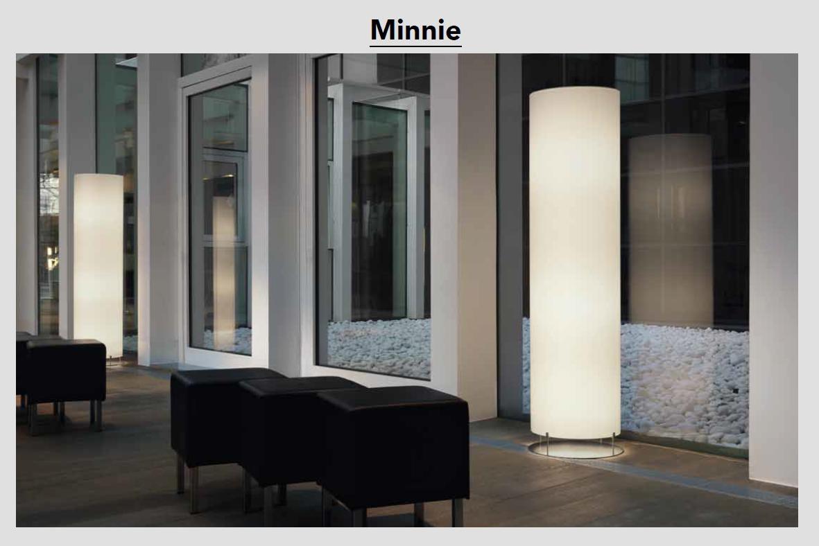 Minnie Stehleuchte rund - von ModoLuce - bei Raum-Traum-Design