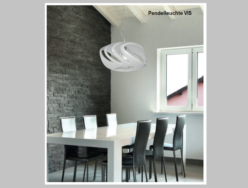 Pendelleuchte VIS    -                                               by Raum-Traum-Design.de