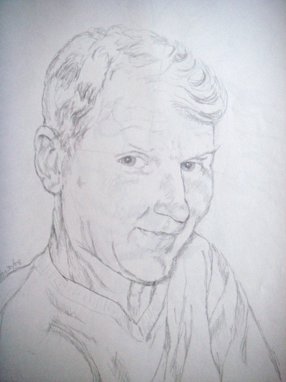 Kenny - Conte on paper