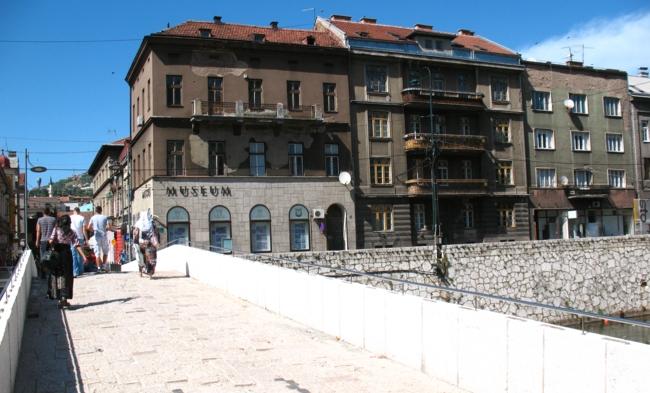 Latin Bridge - Sarajevo - Bosnia and Hercegovina