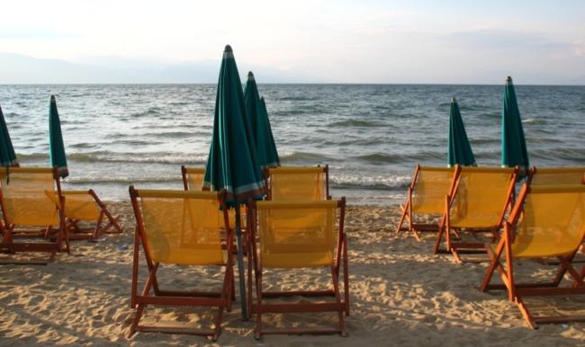 Lake Ohrid - Southeastern Albania