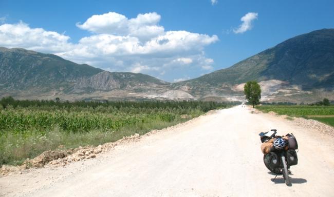 Southeastern Albania