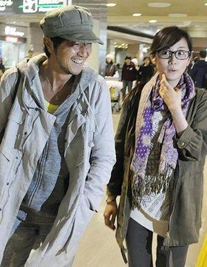 北川悠仁(ゆず)&高島彩(フリーアナウンサー)夫妻