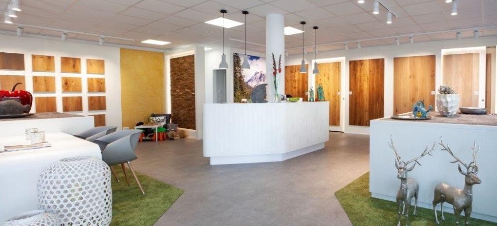 Parketthaus Scheffold Edeldielenmanufaktur Showroom Unterhaching