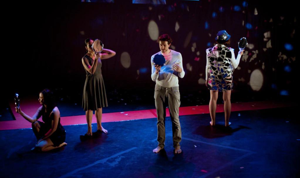 """""""Artistas"""" de Alteraciones Danza - Teatro"""
