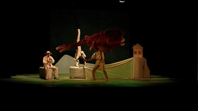 """""""Del Otro Lado del Árbol"""" Elfo Teatro"""