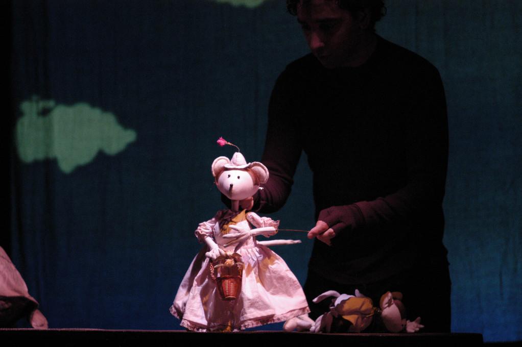 """""""Cuentos de Ratitos"""" Elfo Teatro"""