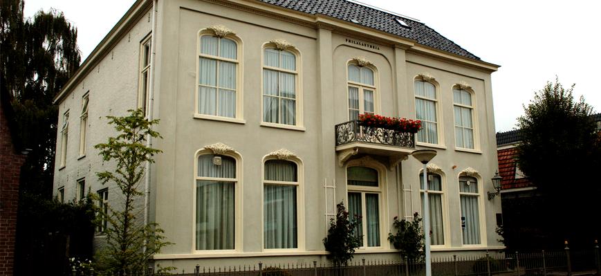Burgum heeft enkele prachtige rijksmonumenten