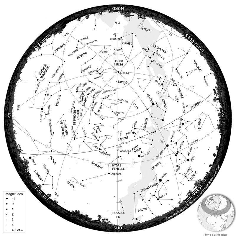 Astronomie r gion sarrebourg club d 39 astronomie sarrebourg for Les jardins du ciel version anglaise