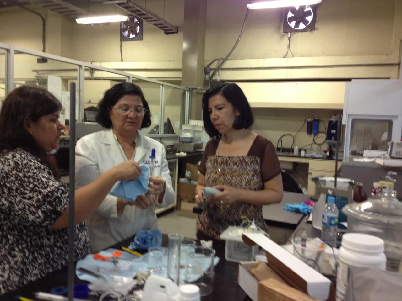 Corrosion Laboratory