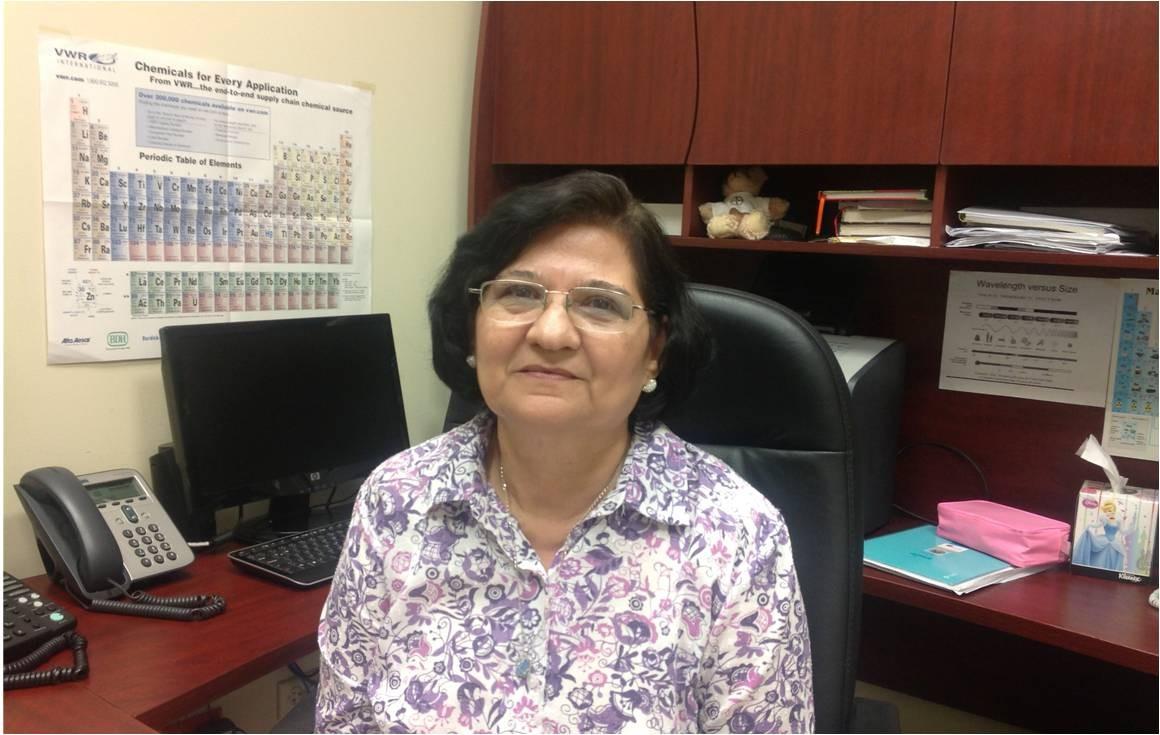 Prof. Ana María Arato Tovar