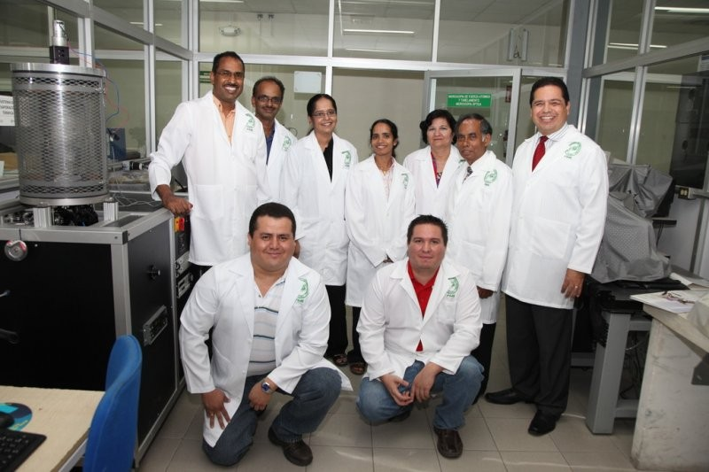 Team, Semiconductor Materials. FIME UANL