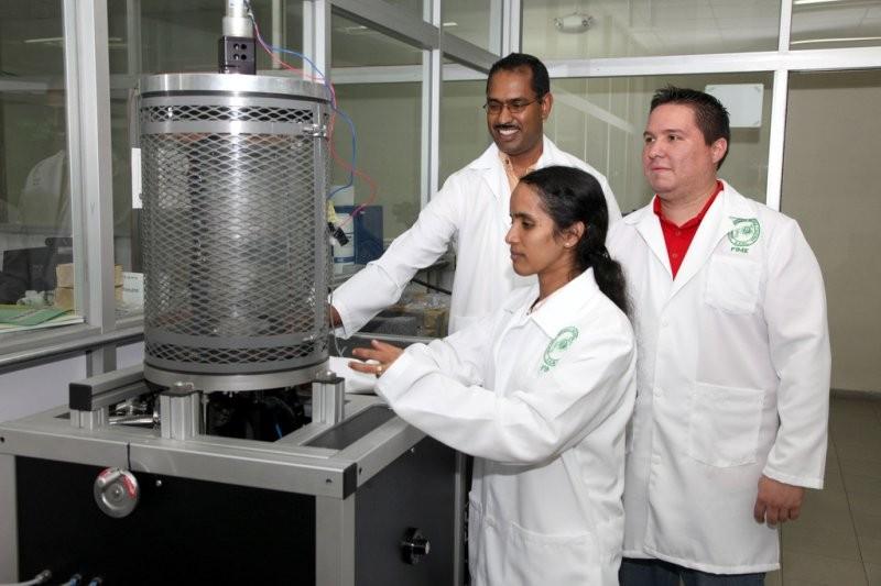 Laboratory FIME UANL
