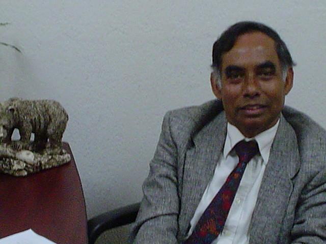 Prof. Dr.-Ing. Tushar K. Das Roy