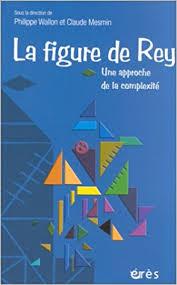 Livre sur le test de la figure complexe de Rey très utilisée dans l'examen psychologique de l'enfant.