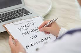 Expérimentation du remboursement des séances chez un psychologue