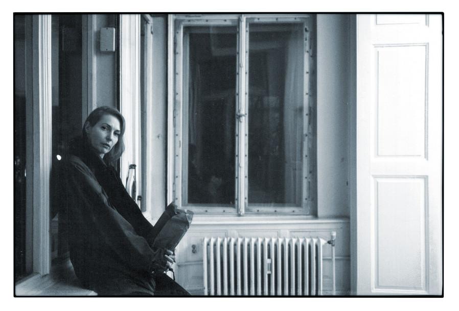 1998 SCOPE, Lichtinstallation im Kunstverein Wiesbaden © ?