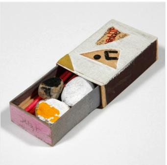 Schatz in kleiner Schachtel nach Sonja Sekula