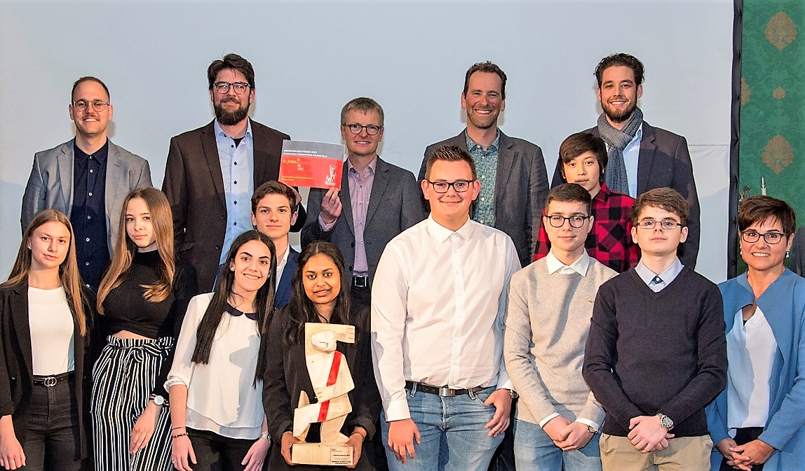 "Das Projekt ""Galileo Junior"" der Schulhäuser Gasshof & Matt Luzern fördert MINT-begeisterte Sekundarschullernende"
