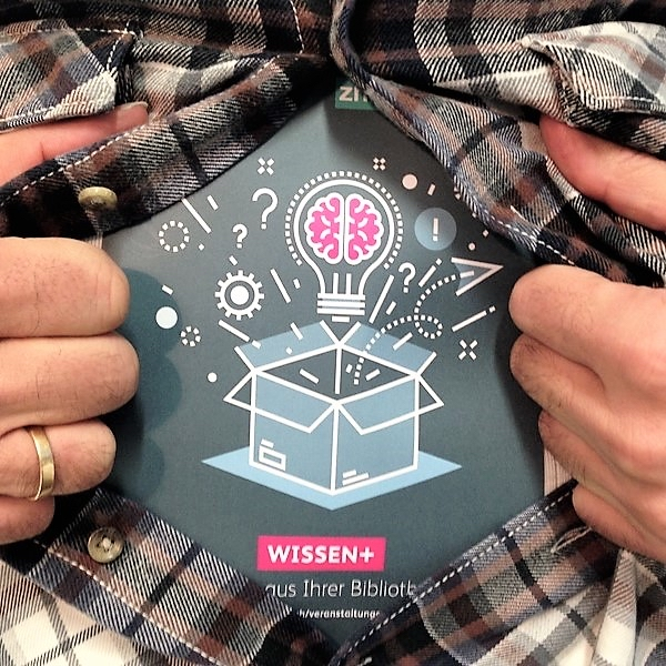 digitale Kurse der ZHB: Wissen Plus digital