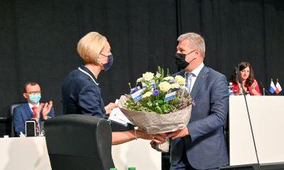 Regierungspräsident Marcel Schwerzmann setzt auf Dialog zwischen Stadt und Land