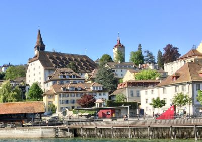 Ein neues Museum für Luzern im ehemaligen Zeughaus Musegg