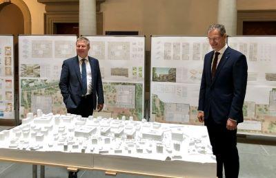 Campus Horw: Das Siegerprojekt für die Erweiterung und Erneuerung steht fest