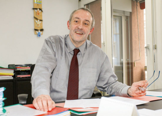 Charles Vincent Leiter Dienststelle Volksschulbildung im Kanton Luzern bis Ende 2020