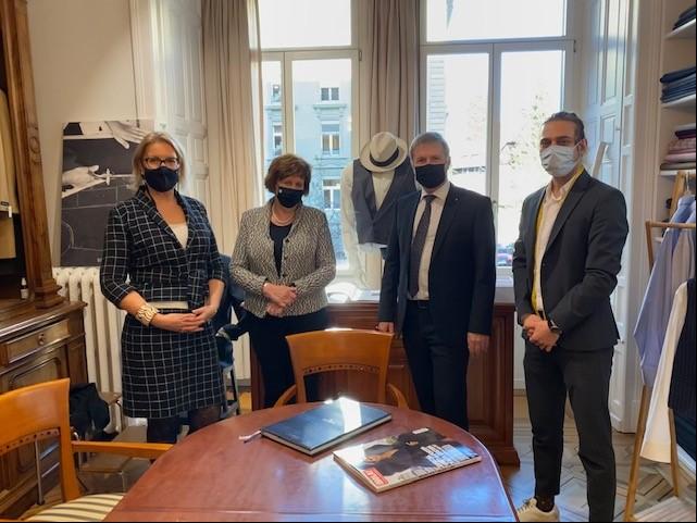 LU Couture Bildungsdirektor Schwerzmann