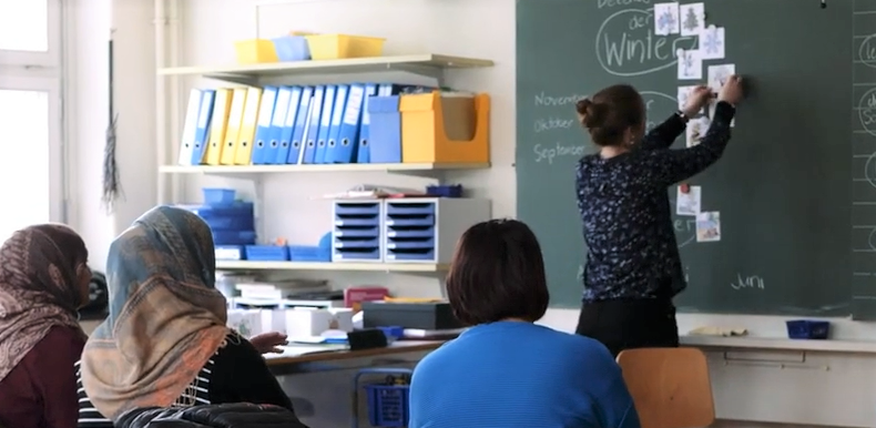 Frauentreff Multikulti Schule Littau Dorf
