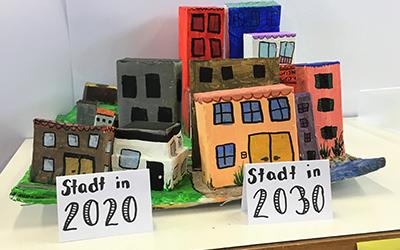 Schule Schötz: Sekundarklasse befasst sich mit UN Agenda 2030 und macht eine Ausstellung