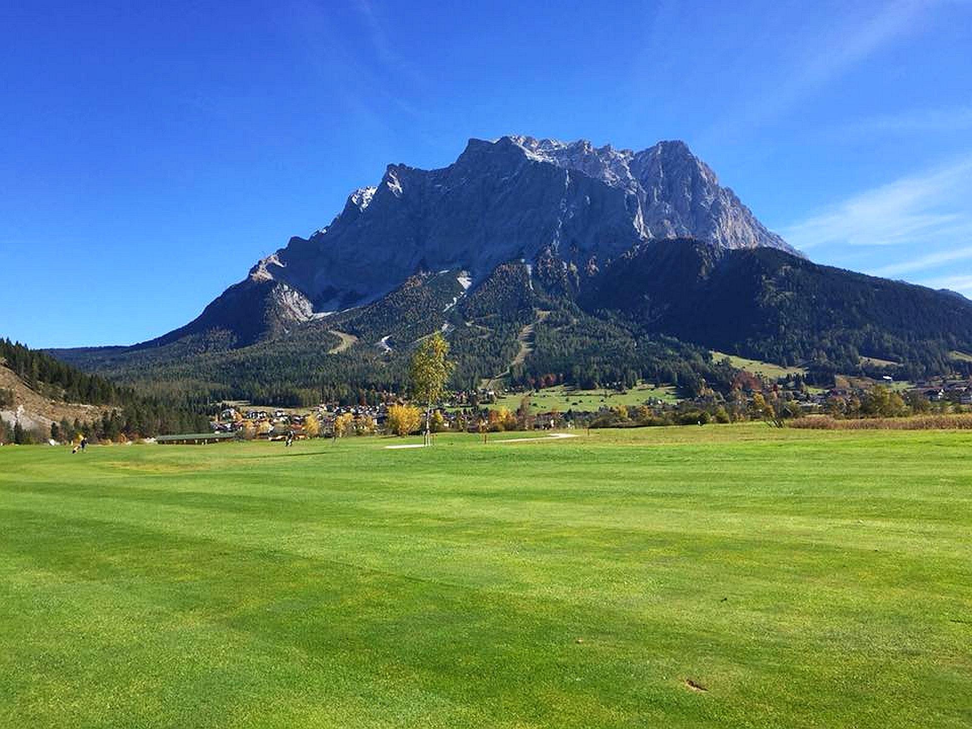 Golfclub Tiroler Zugspitze/Foto: Daniel Ortner-Bauer