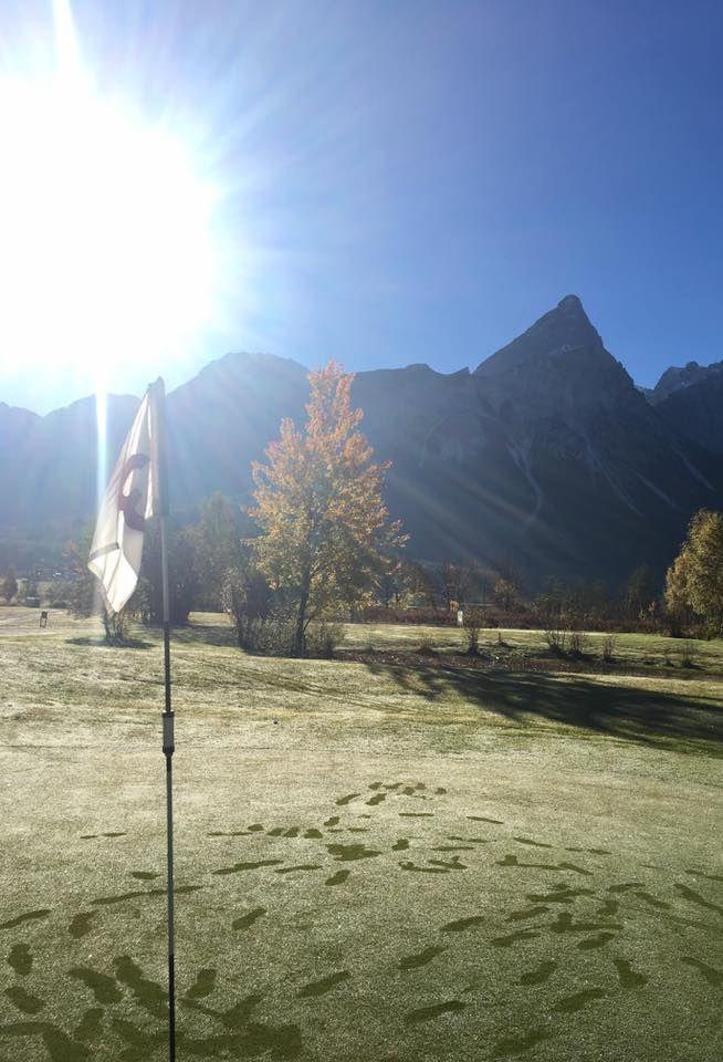 Golfclub Tiroler Zugspitze/Foto: Steffi Flöck