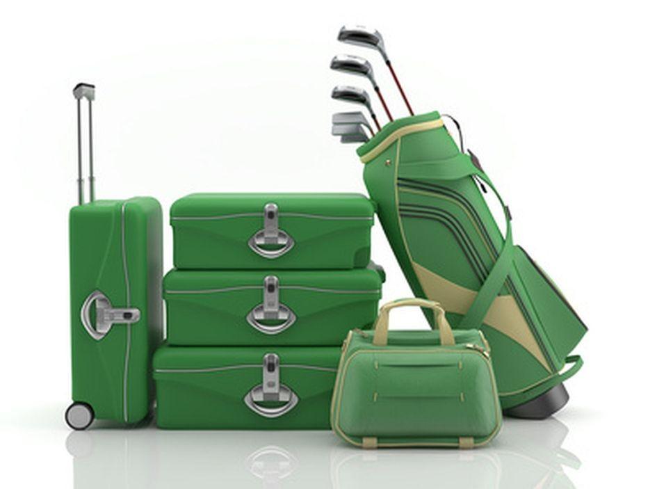 wohin mit dem golfbag der alpengolfer. Black Bedroom Furniture Sets. Home Design Ideas