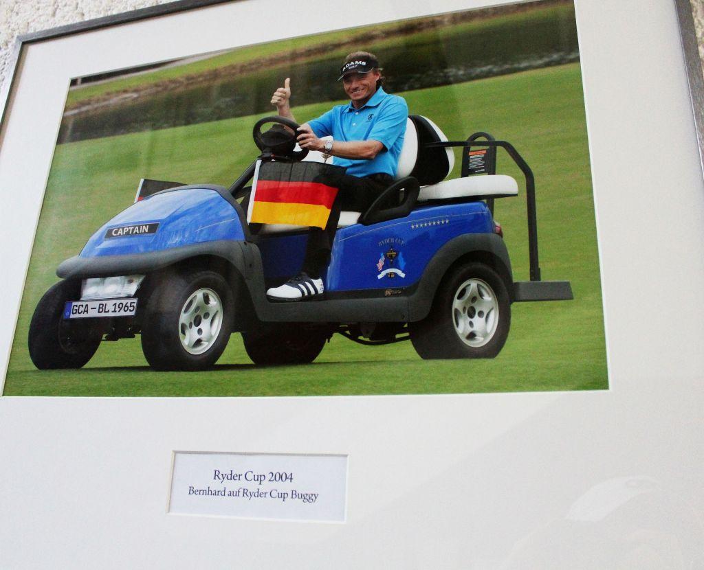 Zum Beispiel vom Ryder-Cup-Triumph (c) Stephan Schöttl