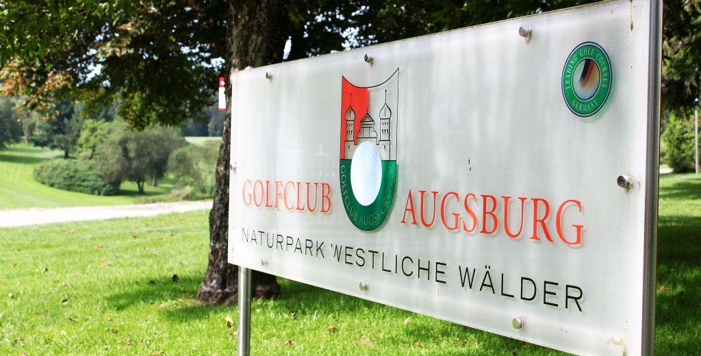 In Langers Heimatclub, dem GC Augsburg, ist man stolz auf das berühmte Ehrenmitglied (c) Stephan Schöttl