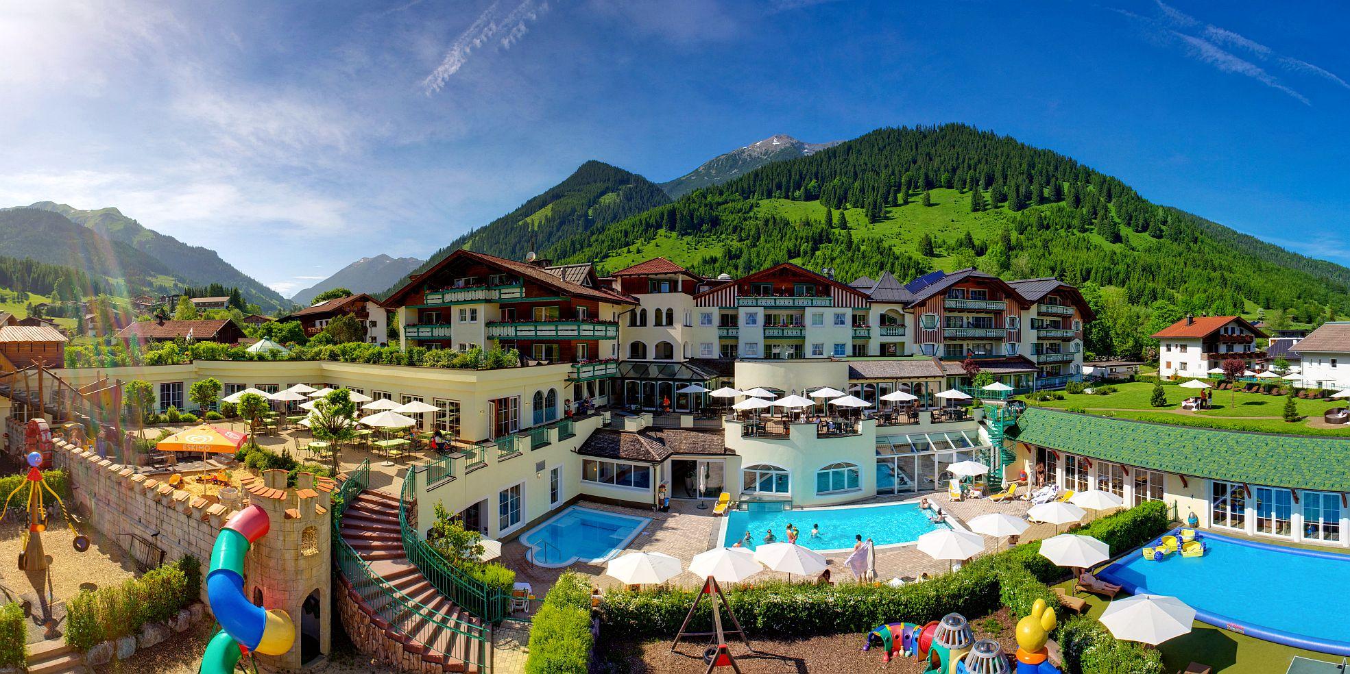 Hotel Alpenrose Osterreich