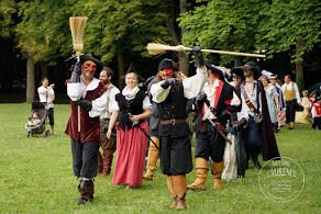 Déambulation cape et d'épée Richelieu