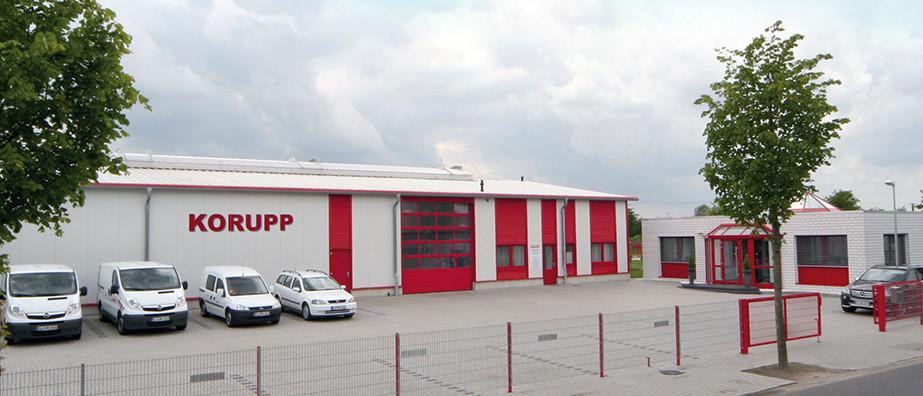 company korupp gmbh kathodischer korrosionsschutz